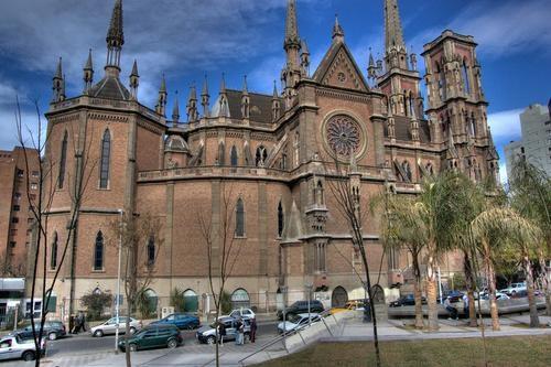 Iglesia Capuchinos de Cordoba