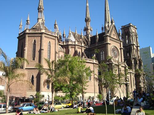 turismo córdoba, iglesia de los capuchinos
