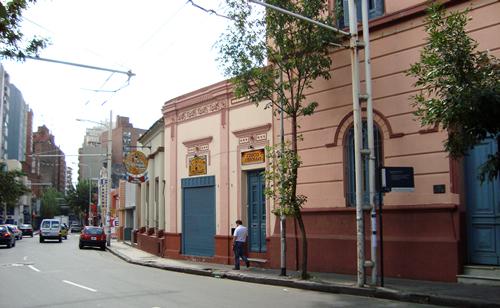 hoteles cerca de barrio güemes