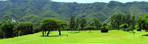 golf en córdoba, argentina