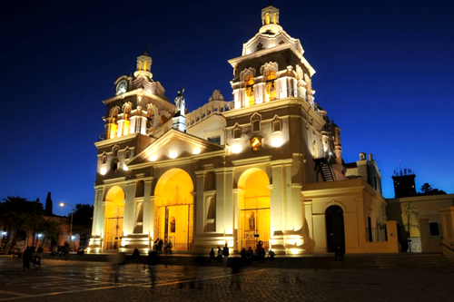 Circuitos de turismo urbano en la ciudad de Córdoba |