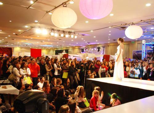 expo novias mil opciones, córdoba, 2015