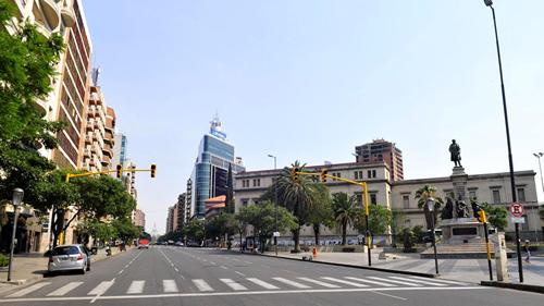 Avenida Hipólito Yrigoyen