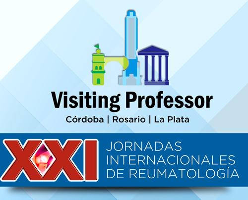 XXI Visiting Professor Reumatología 2015, córdoba