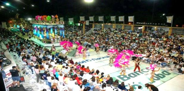 festejar el carnaval en Córdoba