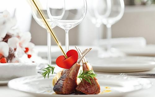 hoteles en córdoba, restaurantes san valentín