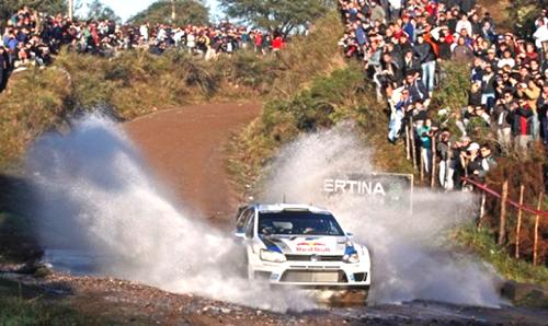 días y horarios rally argentina 2016