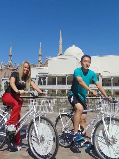 turismo en córdoba, turismo urbano en bici