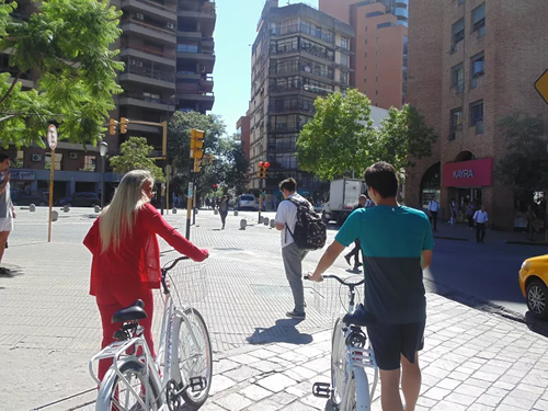 turismo en bicicleta en Córdoba